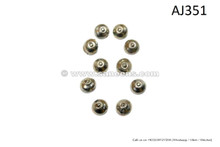 afghan kuchi tribal jewellery buttons diy components