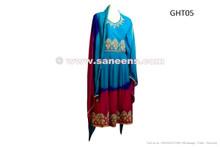 Afghan Dulhan Dress