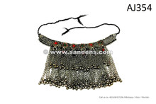 afghan kuchi necklaces with long chains