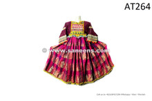 afghan kuchi tribal ethnic dress