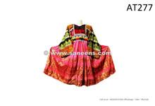handmade tribal afghan kuchi dresses