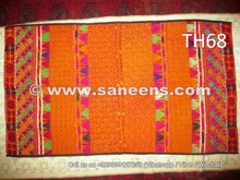 hand embroidered kuchi tribal pieces