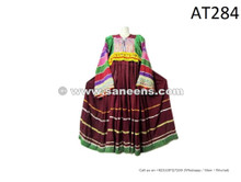 ethnic afghan pashtun women long dresses