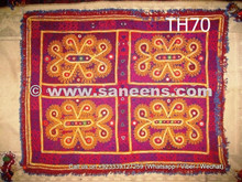tribal nomad silk work suzani