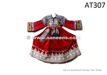 afghan kuchi ladies coins dresses frocks