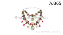 tribal kuchi handmade necklaces chokers
