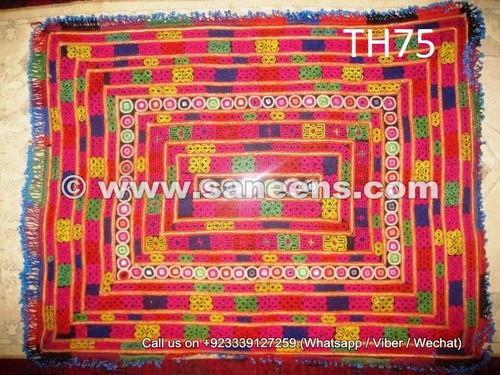 tribal fashion handmade suzani patches