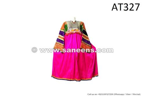 afghan kuchi tribal handmade ethnic clothes