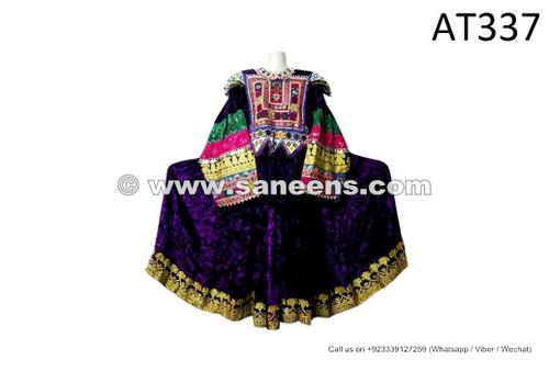 afghan pashtun ethnic dresses