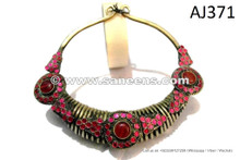 afghan kuchi necklaces toq neck cuff