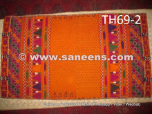 afghan suzani pieces, handmade afghan silk work products