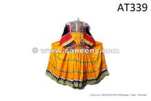 kuchi afghan vintage dress