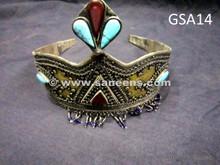 afghan dynasty crowns, asian royal headdress