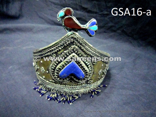 afghanistan dynasty crown