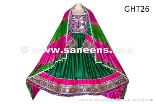 Afghan Nikkah Dress