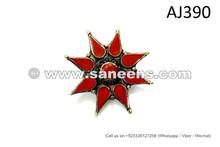 afghan kuchi tribal jewellery rings