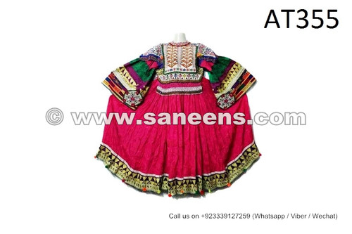 ethnic kuchi dress