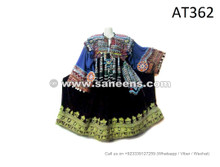 afghan kuchi tribal coins work frocks