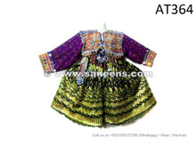 ethnic afghan kuchi coins frocks