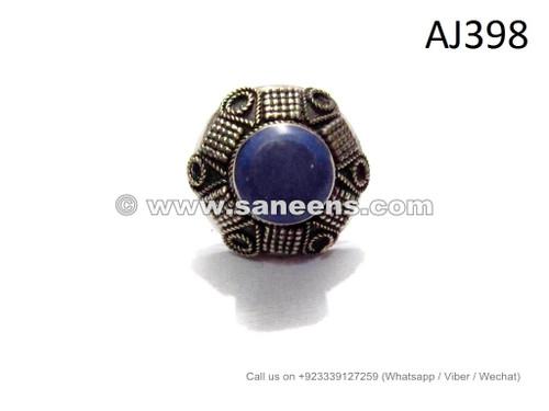 afghan kuchi jewellery rings