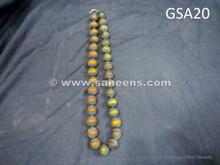 ancient amber qaraba beads