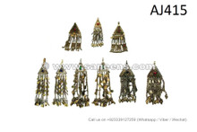 afghan kuchi tribal ethnic pendants