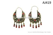 wholesale pashtun bridal earrings
