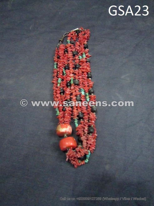 pure natural coral beads jail online