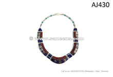 nepal tribal fashion necklaces