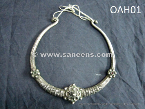 rare ancient afghan necklace online