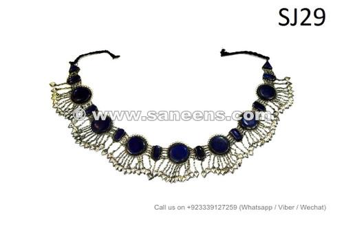kuchi afghan jewellery belts