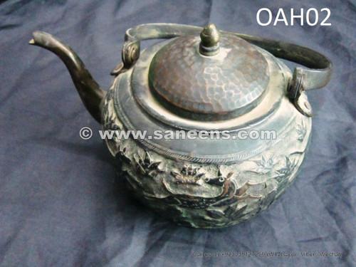 very rare afghan antique tea pot online
