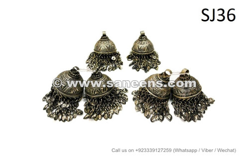 afghan kuchi pendants for jewellery and clothes