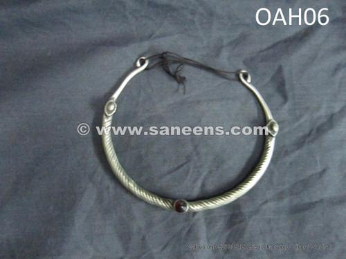handmade afghan antique necklace