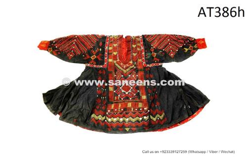 kuchi pure silk embroidery work dress