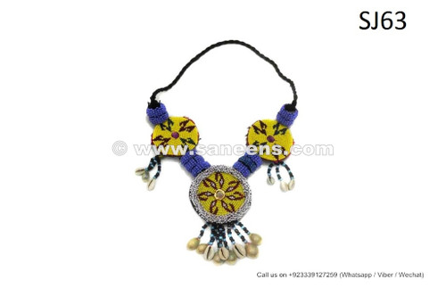 afghan jewellery necklaces
