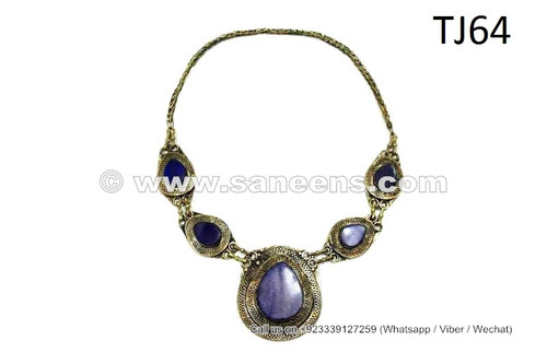 afghan kuchi necklaces