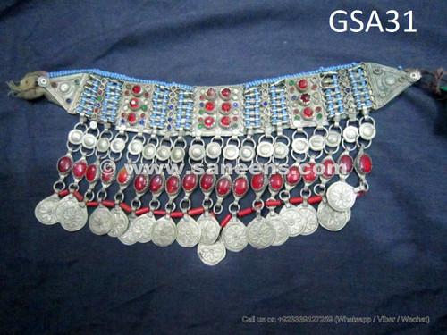 bellydance performance necklaces