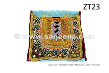 afghan clothes, kuchi tribal embroidery work