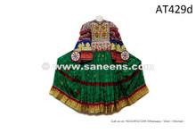 Genuine ATS Shirt Tribal Fusion Ethnic Frock Kuchi Banjara Handmade Costume