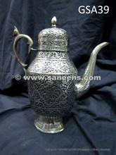 afghan ancient antique tea pot