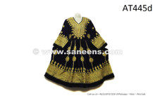 Buy Top Fashion Afghani Vintage Dress Gypsy Fusion Tribal Embroidered Frock