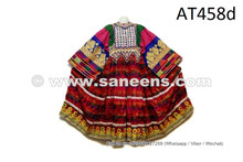 Kuchi Tribal Art Embroidered Dress Afghan Nomad Vintage Costume Online