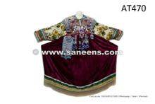 Buy Ethnic Afghan Fashion Long Dress Kuchi Women Handmade Coin Frock