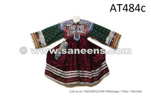 Traditional Asian Gypsy Women Ethnic Frock