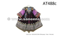 Traditional Afghanistan Ladies Handmade Ethnic Dress