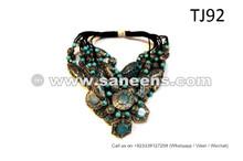 Tribal Art Work Necklaces Bellydance Wholesale Jewelry Random 10 Necklaces Lot