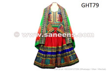 Afghan Kuchi Gypsy Dress