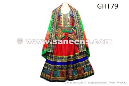 Afghan Kuchi Gypsy Dress