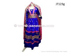 afghan fashion gown